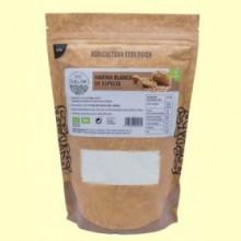 Harina Blanca de Espelta Ecológica - Eco- 500 gramos -Salim