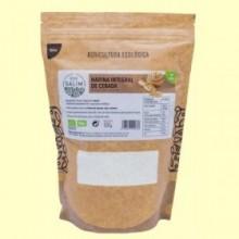 Harina de Cebada Integral Ecológica - Eco- 500 gramos -Salim