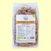 Macarrones de Espelta Ecológicos - Eco- 250 gramos -Salim