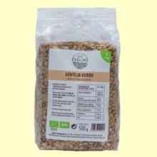 Lenteja Verde Ecológica - Eco- 500 gramos -Salim