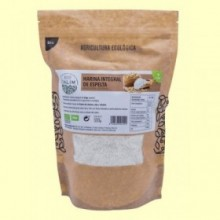 Harina Integral de Espelta ecológica - Eco- 500 gramos -Salim
