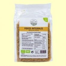 Fideos Integrales Ecológicos - Eco- 250 gramos -Salim