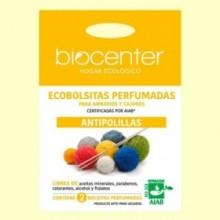 Bolsitas de Armario Bio - Antipolillas - 2 bolsitas - Biocenter