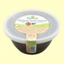 Crema de Cacao Tradicional Bio - 150 gramos - Vegetalia