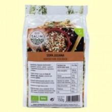 Sopa Juliana Ecológica - Eco- 150 gramos -Salim