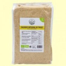 Salvado de Trigo Integral Ecológica - Eco- 500 gramos -Salim