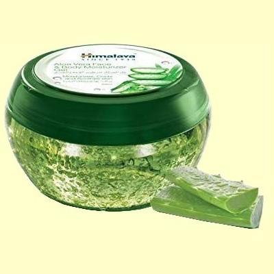Gel Hidratante de Aloe Vera - 300 ml - Himalaya Herbals