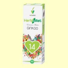 Extracto de Ginkgo Biloba - 50 ml - Novadiet