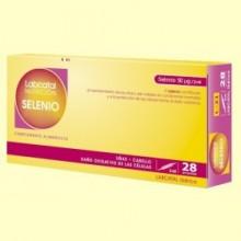 Labcatal 21 - Selenio - 28 ampollas - Oligoelementos