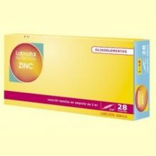 Labcatal 18 - Zinc - 28 ampollas - Oligoelementos