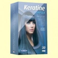 Keratine Complex - 30 cápsulas - Orthonat