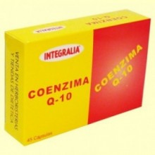 Coenzima Q10 - Antioxidante - 45 cápsulas - Integralia