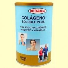 Colágeno Soluble Plus Sabor Café - 360 gramos - Integralia