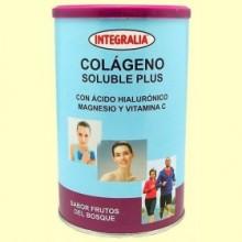Colágeno Soluble Plus Sabor Frutas del Bosque - 360 gramos - Integralia