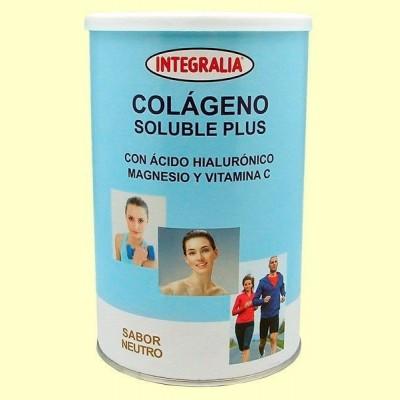 Colágeno Soluble Plus Sabor Neutro - 360 gramos - Integralia