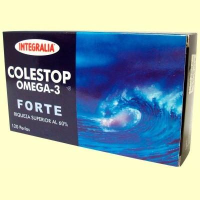 Colestop Omega 3 Forte - 120 perlas - Integralia