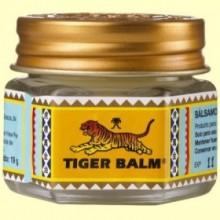 Bálsamo del Tigre Blanco - 19 gramos - Ayurveda
