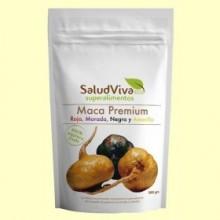 Maca Premium en polvo Eco - 200 gramos - SaludViva