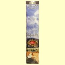 Incienso Mithos Eucalipto Australiano - 16 barras - Flaires