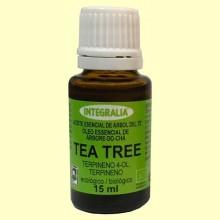 Aceite Esencial de Árbol del Té Eco - 15 ml - Integralia