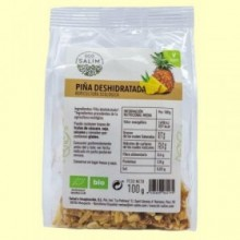 Piña Deshidratada Bio - 100 gramos - Eco Salim