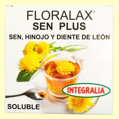 Floralax Sen Plus Tisana - 15 sobres - Integralia