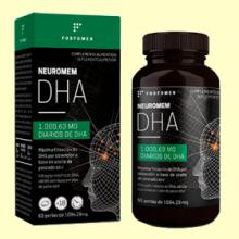 Fosfomen Neuromem DHA - 60 perlas - Herbora