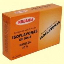 Isoflavonas - 60 cápsulas - Integralia
