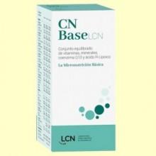 CN Base - 30 cápsulas - LCN
