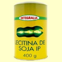 Lecitina de Soja IP - 400 gramos - Integralia