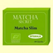 Matcha Slim Eco - 60 cápsulas - Integralia