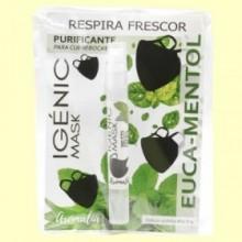 Purificante Mascarillas Eucalipto Mentol - 18 ml - Aromalia