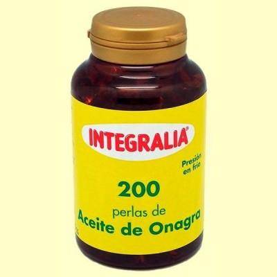 Aceite de Onagra 500 mg - 200 perlas - Integralia