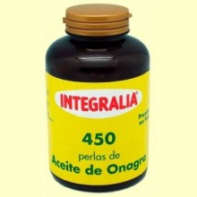Aceite de Onagra 500 mg - 450 perlas - Integralia