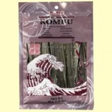 Alga Kombu - 50 gramos - Mitoku