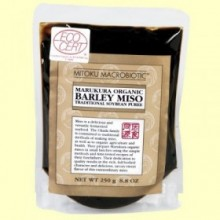 Mugi Miso Pasteurizado - 250 gramos - Mitoku