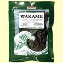 Alga Wakame - 50 gramos - Mitoku