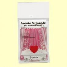 Saquito perfumado - Aroma de Muselin - 1 saquito - Aromalia