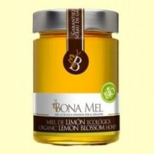 Miel de Limón Ecológica - 300 gramos - Bona Mel