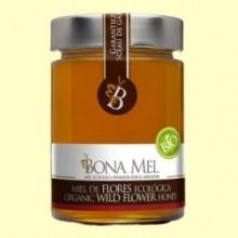 Miel de Mil Flores Ecológica - 900 gramos - Bona Mel