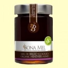 Miel de Brezo Ecológica - 900 gramos - Bona Mel