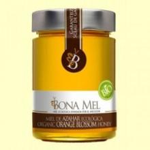 Miel de Azahar Ecológica - 450 gramos - Bona Mel