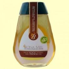 Miel de Acacia Ecológica Antigoteo - 350 gramos - Bona Mel