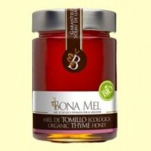 Miel de Tomillo Ecológica - 450 gramos - Bona Mel