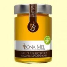 Miel de Tilo Ecológica - 300 gramos - Bona Mel