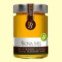 Miel de Romero Ecológica - 300 gramos - Bona Mel