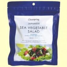 Ensalada de Algas Japonesa - 25 gramos - Clearspring