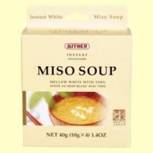Sopa de Miso y Tofu - 40 gramos - Mitoku