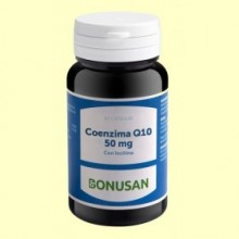 Coenzima Q10 50 mg - 60 cápsulas - Bonusan