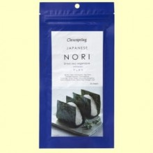 Alga Nori - 25 gramos - Clearspring